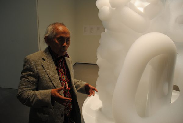 David Medalla,Hepworth