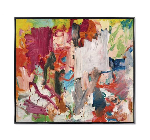 artlyst-news-de-kooning-untitled-xxv