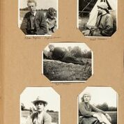 Vanessa bell photo album